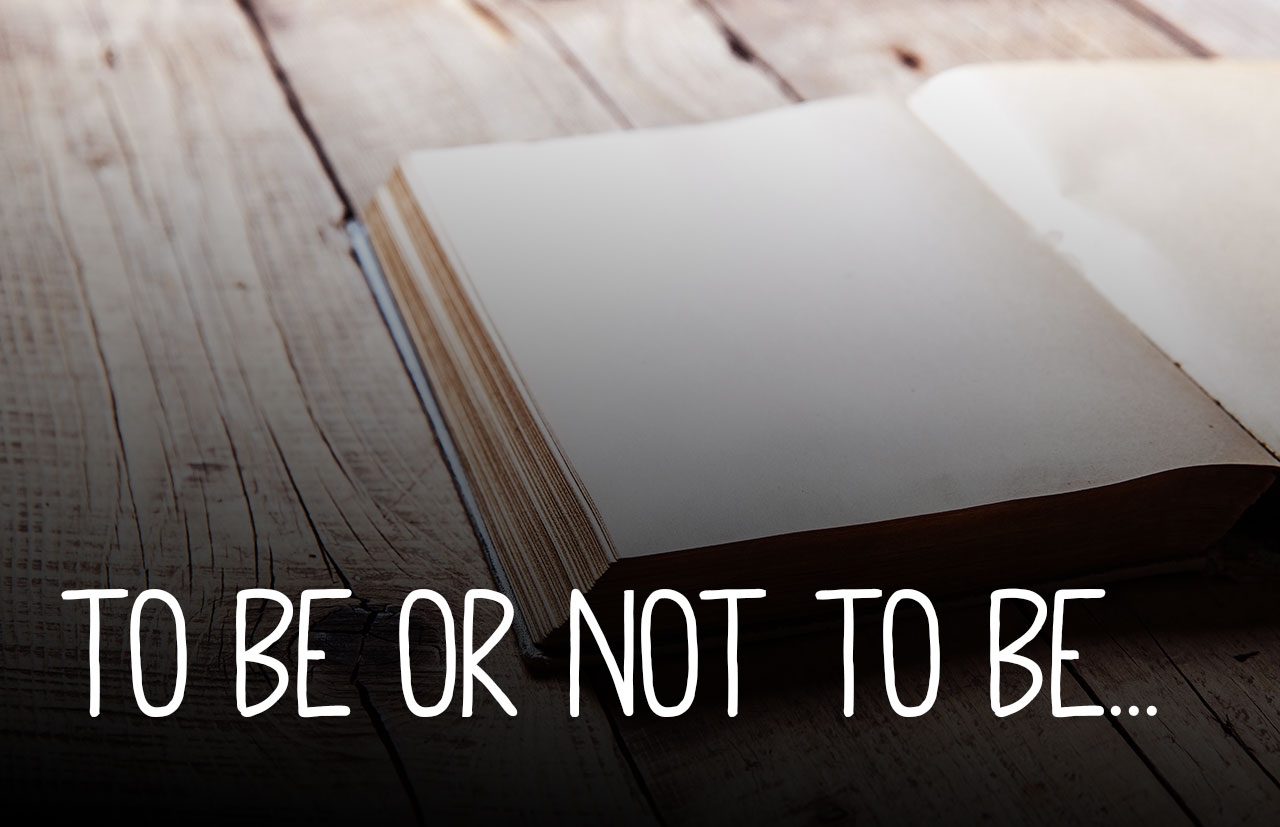 To Be or Not To Be Open Book